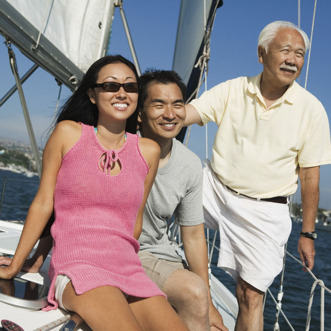 Factoring Brokers on Sailboat